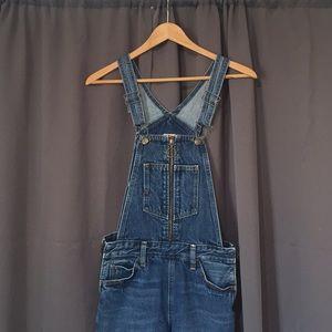 Levi's 70's style denim overalls